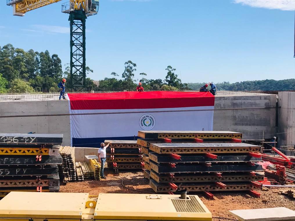 La nueva conexión, que tiene prevista su culminación en 2022, será más grande que el Puente de la Amistad. Foto: Gentileza.