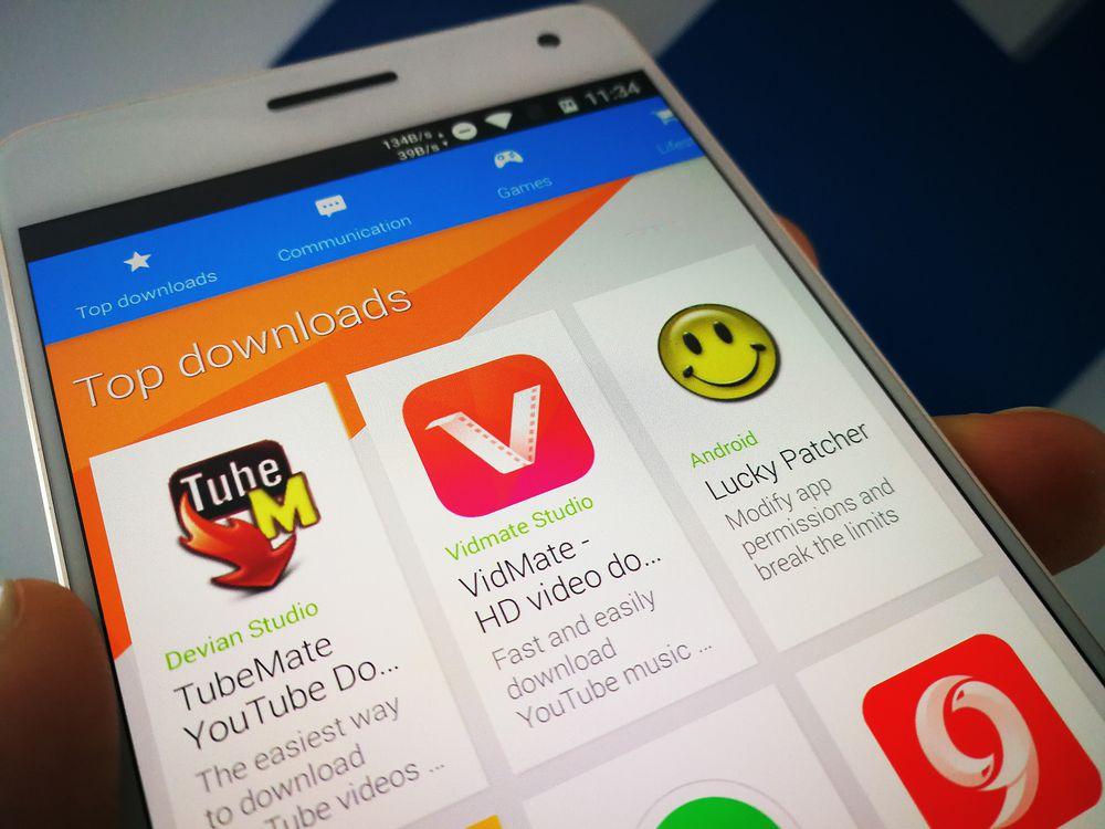 Las Apps Para Android Mas Descargadas En Primer Semestre De 2017 Revista Foco