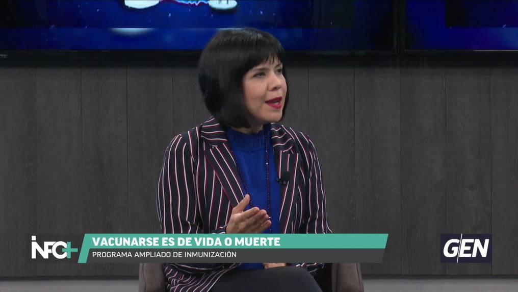 Directora del PAI, Soraya Ayala. Foto: Archivo.