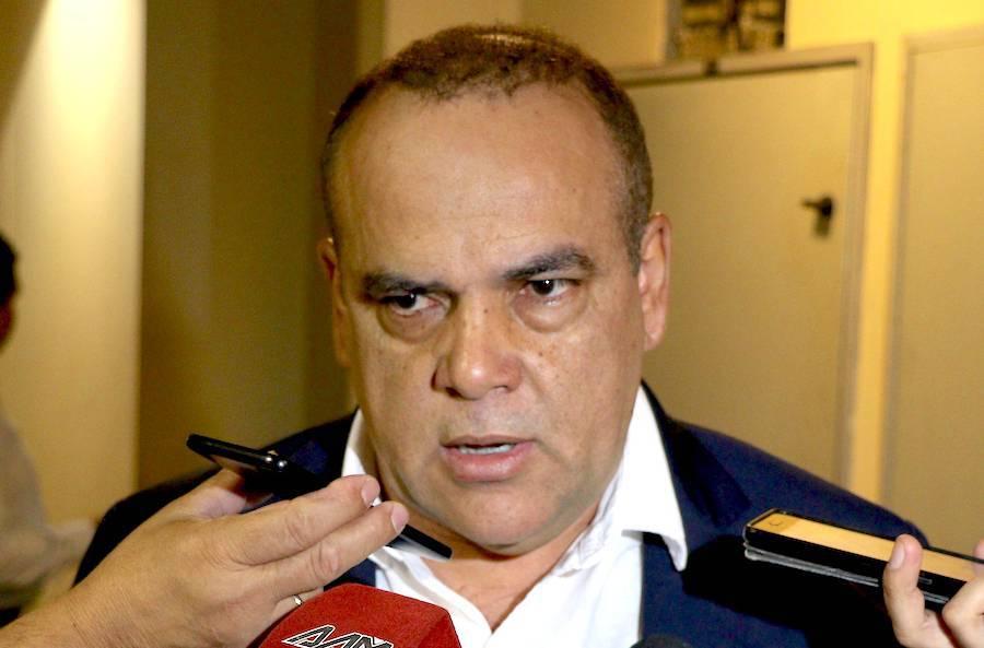 Basilio Núñez, diputado.