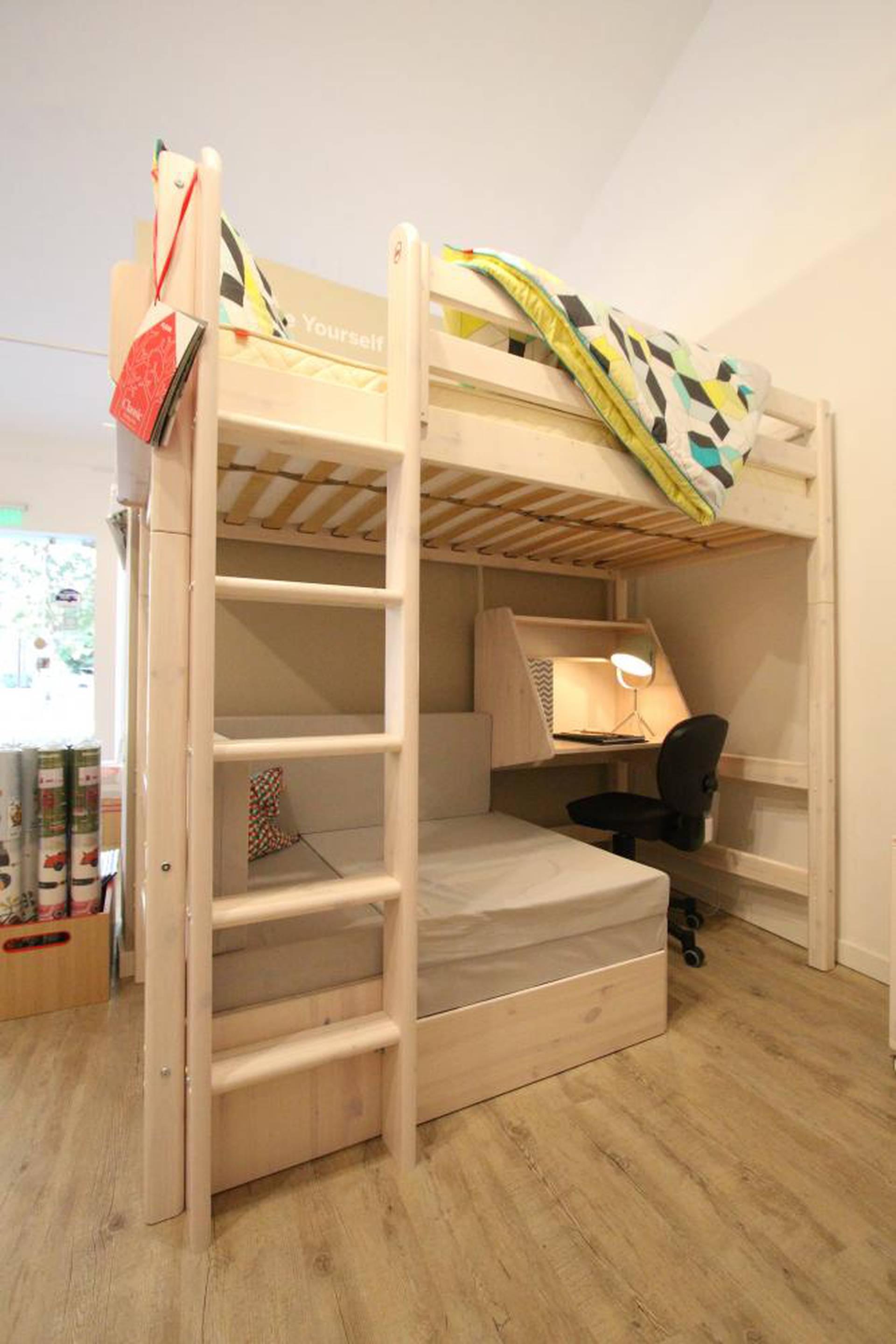 La Nación Estilo Nórdico En Muebles Para Pequeños Y Adolescentes
