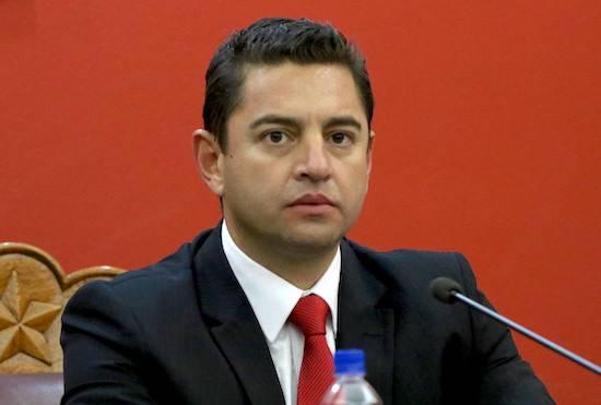 Pedro Alliana.