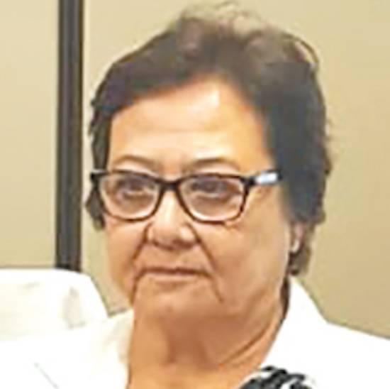 Gloria Meza, del Círculo Paraguayo de Médicos.