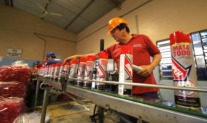 Los productos insecticidas también tienen gran demanda, y Paraguay no está aprovechando. Foto: Archivo.
