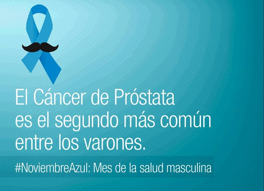 La Nación / Noviembre Azul incentiva control anual de próstata