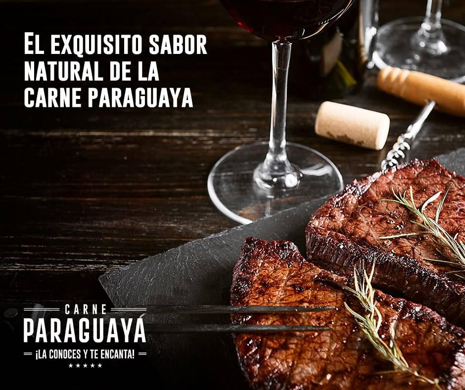 La campaña es una propuesta presentada en forma asociativa por tres frigoríficos junto con la Cámara Paraguaya de Carnes (CPC). Foto: Gentileza.