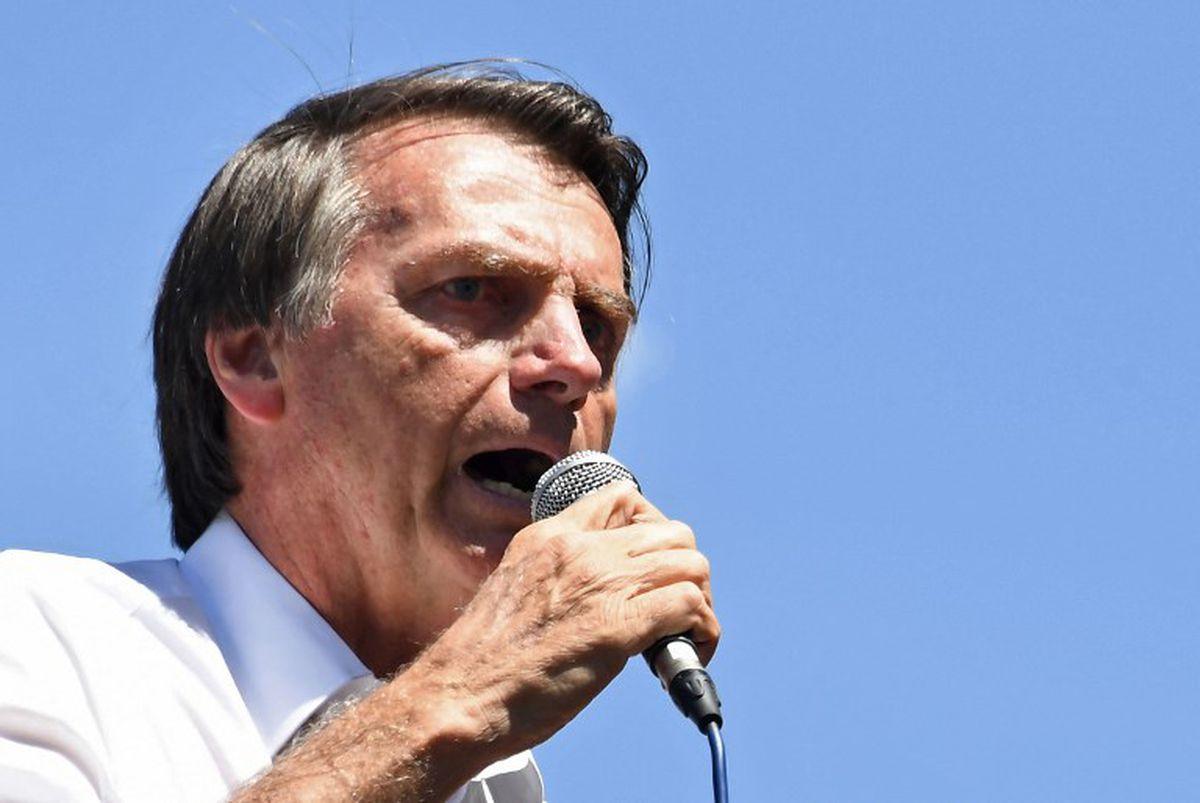 Así fue apuñalado Jair Bolsonaro, candidato presidencial de Brasil
