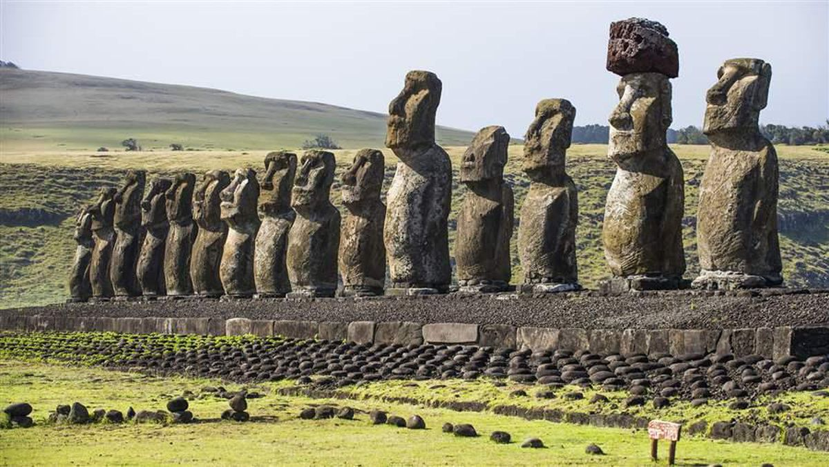 Chile intentó vender la Isla de Pascua a los nazis