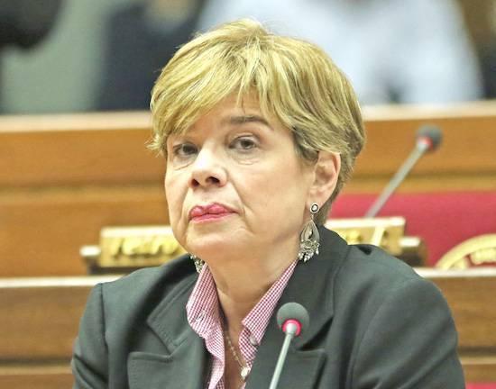 DESIRÉE MASI - Senadora PDP