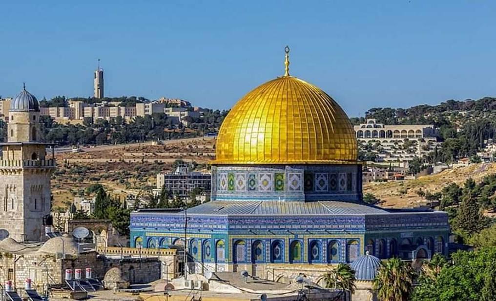 La Nación / Israel: cierran la Gran Mezquita de Al Aqsa por COVID-19