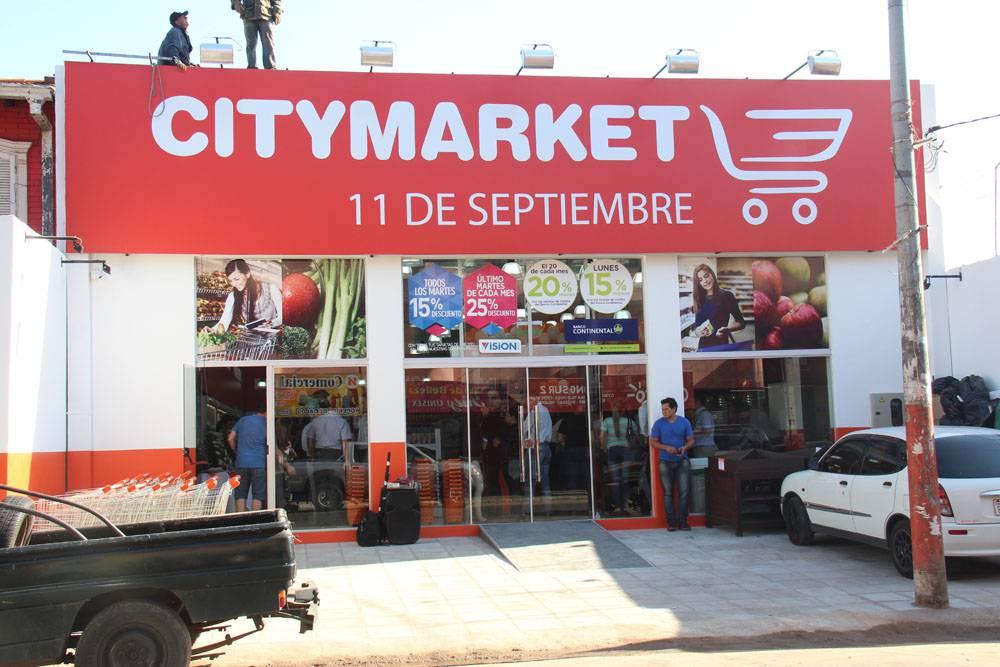 El concepto de los locales de Citymarket es ofrecer gran variedad de productos frescos y de buena calidad en formatos pequeños. Foto: Archivo.