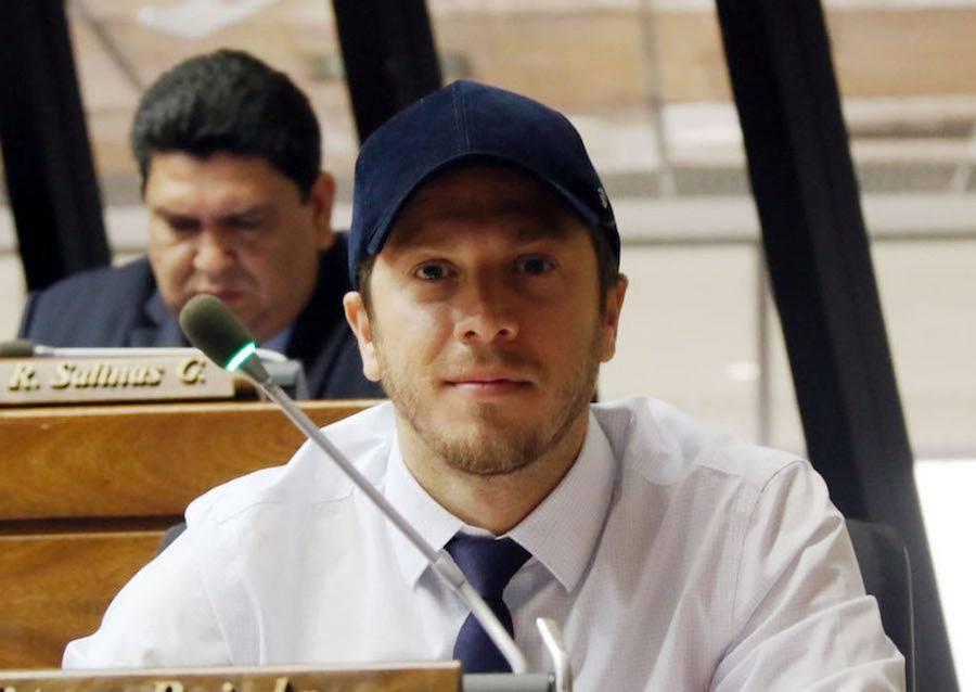 El diputado Carlos Rejala publicó una carta abierta al ministro de Salud Pública. FOTO: ARCHIVO
