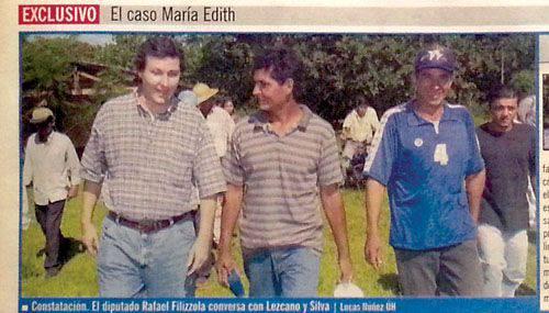 Silva es uno de los presuntos líderes del autodenominado Ejército del Pueblo Paraguayo. Se vio involucrado en el secuestro de María Edith Bordón, pero quedó en libertad porque la misma no lo reconoció como uno de sus captores. Foto: Gentileza.