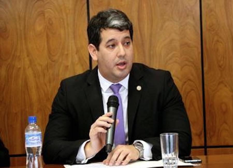 Alfredo Mongelós, titular de Sinafocal.
