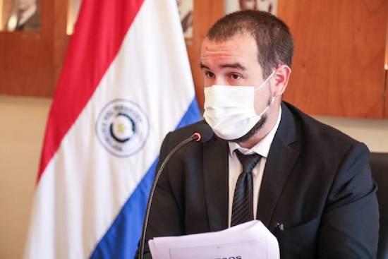 Iván Haas, viceministro de Economía. Foto: Gentileza