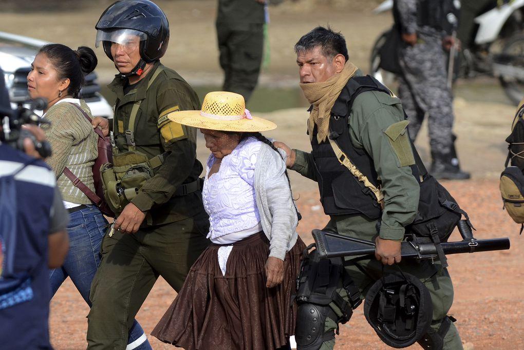 Bachelet denuncia el