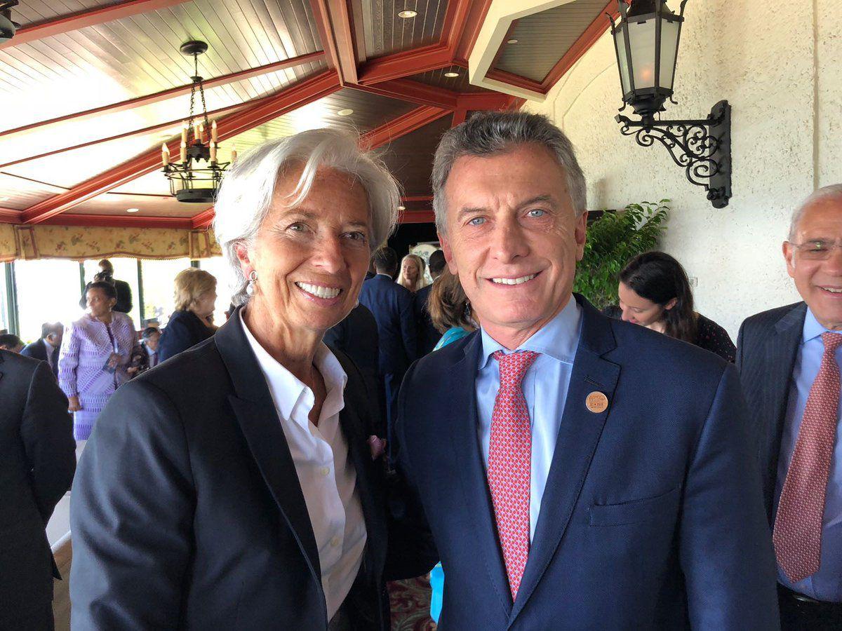 El FMI aseguró que hay