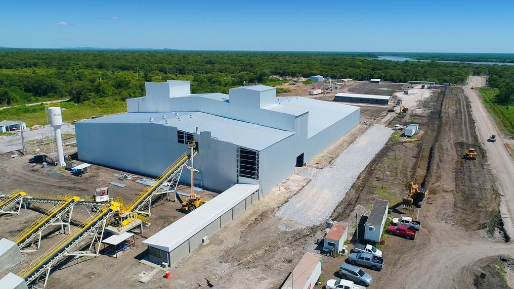Una vez en marcha, Cecon aumentará un 80% la capacidad de producción de cemento de Paraguay. Foto: Archivo.