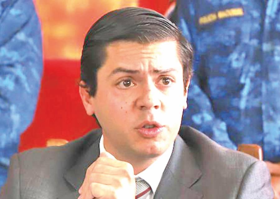 El letrado del Partido Liberal Radical Auténtico (PLRA), Guillermo Duarte Cacavelos.