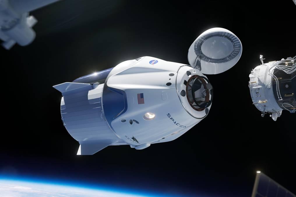 Las probabilidades de que haya un clima favorable a la hora de lanzamiento, 15H22 (19H22 GMT), son de 70%, según un ingeniero de SpaceX. Foto: Archivo.