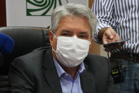 Juan Carlos Duarte, asesor jurídico de la EBY.