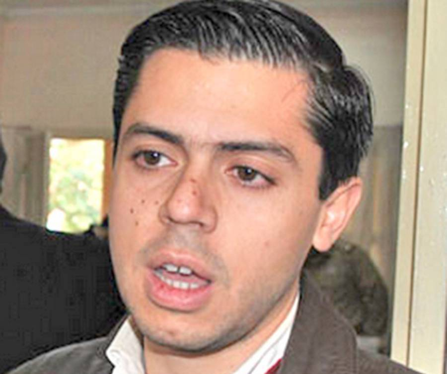 Guillermo Duarte Cacavelos, abogado del PLRA.