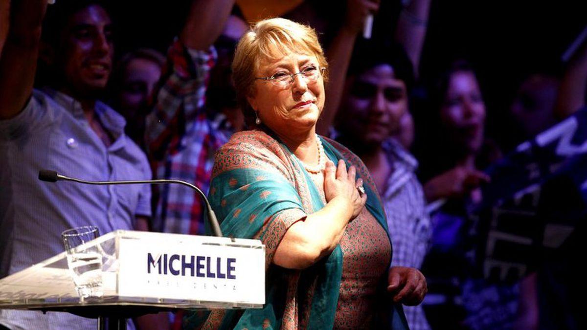 Michelle Bachelet se despide de Chile: dice que trabajará por