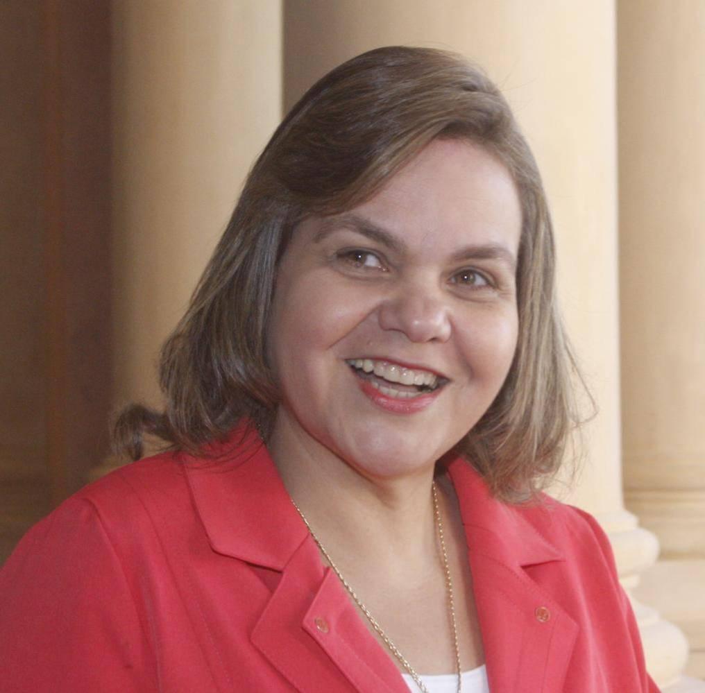 La legisladora nuevamente rechazó estar vinculada al clan Ferreira, involucrado en la fallida compra de los insumos chinos para el Ministerio de Salud. Foto: Archivo.