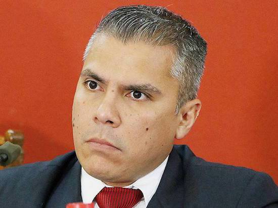 EDUARDO GONZÁLEZ - Apoderado ANR