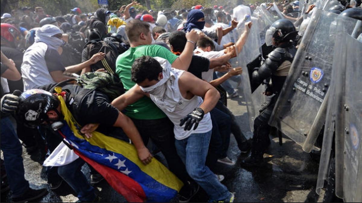 ONU pide solución política pacífica en Venezuela y España sugiere elecciones