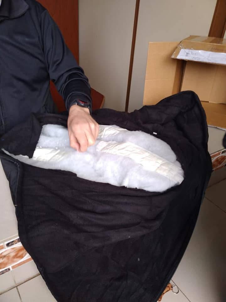 La Nación / Incautan en Alemania y Bélgica 23 toneladas de cocaína procedentes de Paraguay, récord en Europa