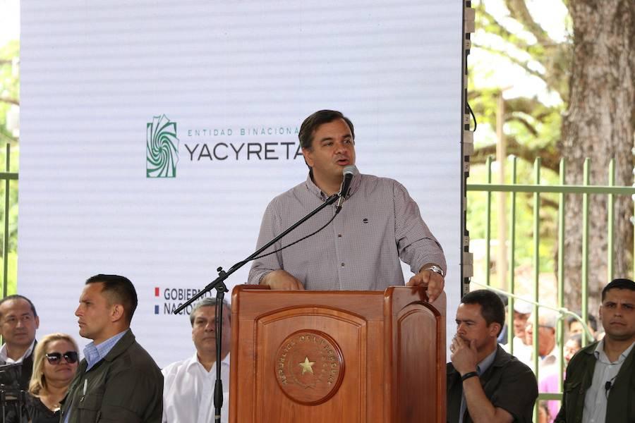 Carlos Arrechea, gobernador de Misiones, dijo que el departamento fue bastante desatendido por otras instancias del Gobierno.FOTO:ARCHIVO