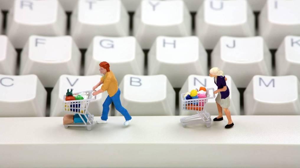 Los principales rubros que tuvieron incremento en comercio electrónico fueron farmacias y supermercados. Foto: Gentileza (Ilustrativa)